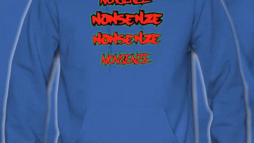 Nonsenze Hoodie Blue