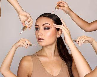 Neutral beauty makeup cleveland