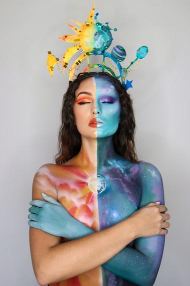 The Universe Makeup