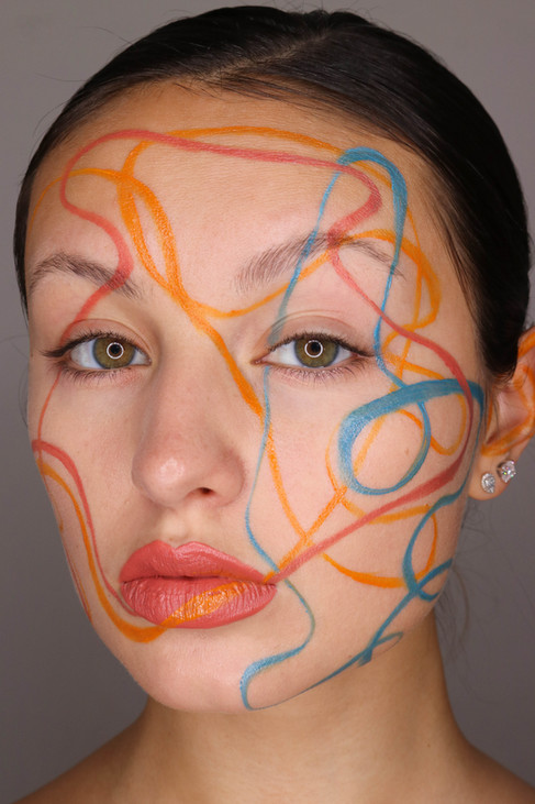 The Creative Makeup Color Theory