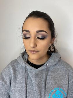 Smokey Gray Eyeshadow