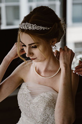 Bridal Makeup Northeast Ohio