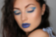 Monochrome makeup cleveland