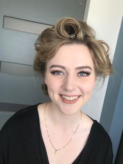 Bridesmaid Makeup Cleveland
