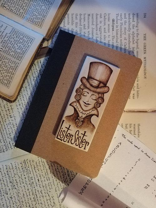 Lister Sister Pocket Diary