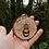 Thumbnail: Queen Bee Original Design Wood Burning Pyrography