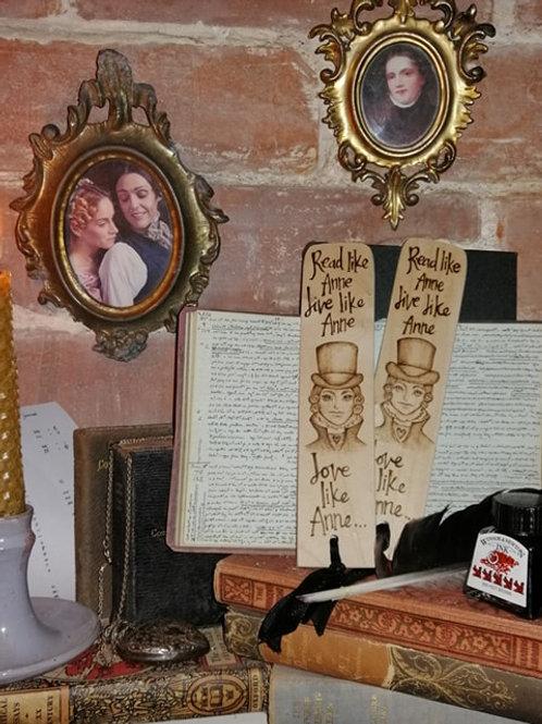 Love Like Anne Bookmark