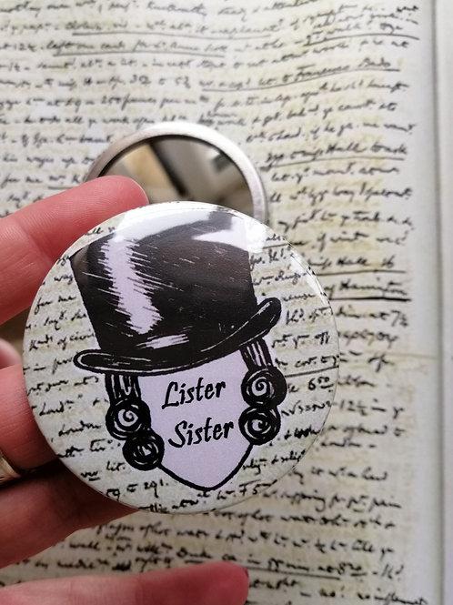Lister Sister Pocket Mirror