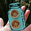 Thumbnail: 2 Wooden Leaf Buttons..