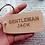 Thumbnail: Gentleman Jack Keyring
