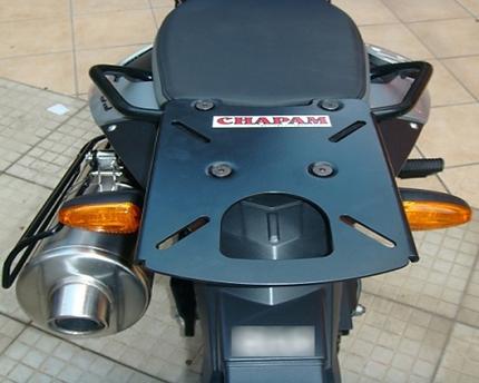 SUPORTE DE BAÚ P/ F800GS/ADV CHAPAM