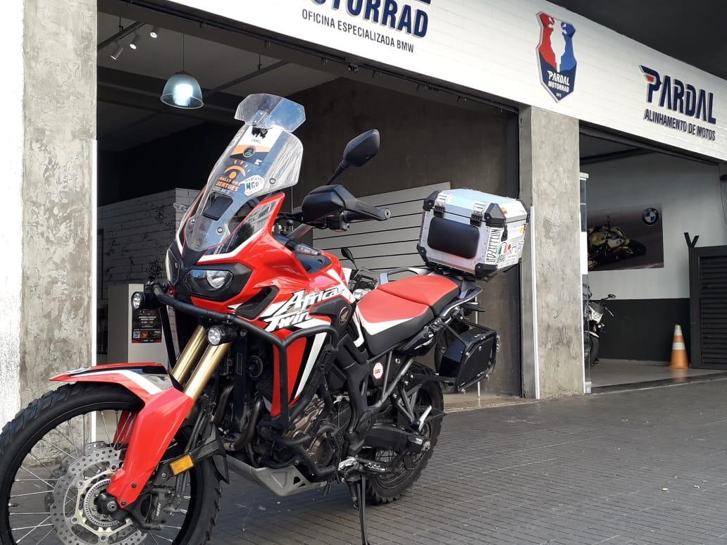 pardal alinhamento de motos