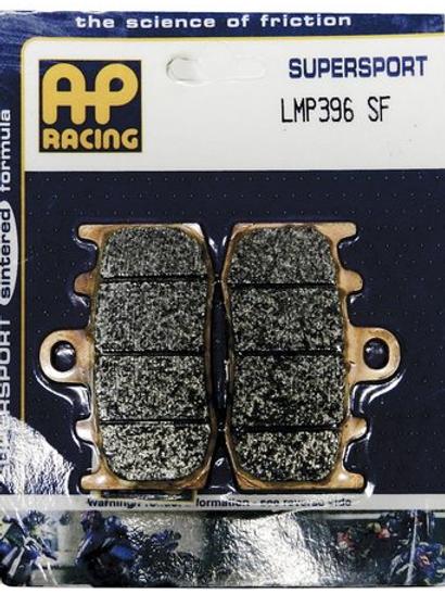 Pastilha de freio SINTERIZADA AP Racing LMP 396 SF