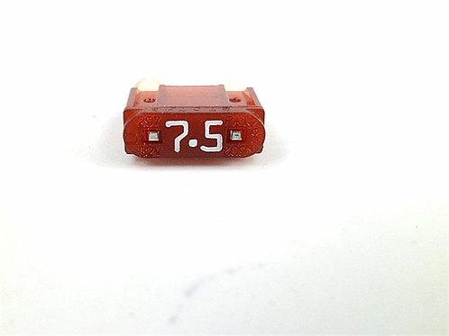 MINI FUSÍVEL MARROM 7,5A