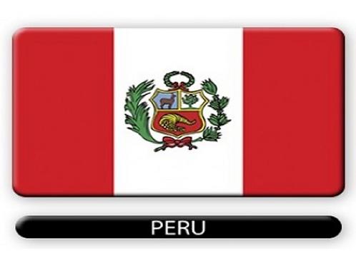 BANDEIRA PERU