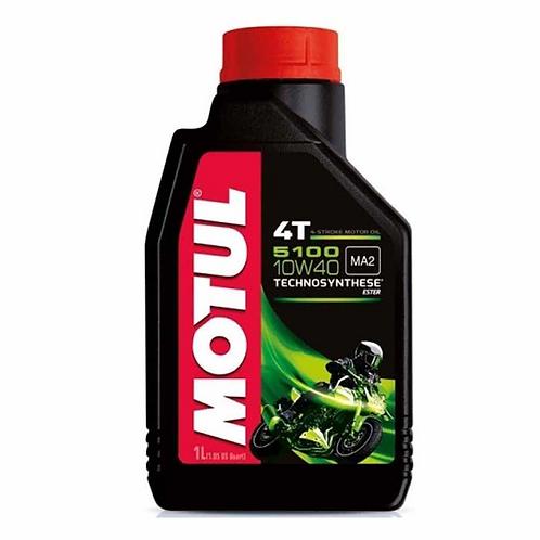 ÓLEO MOTUL 5100 4T 10W40 1L