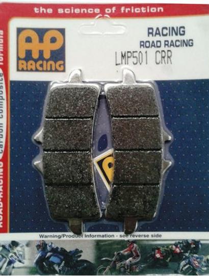 Pastilha de freio RACING CARBON AP Racing LMP 501 CRR
