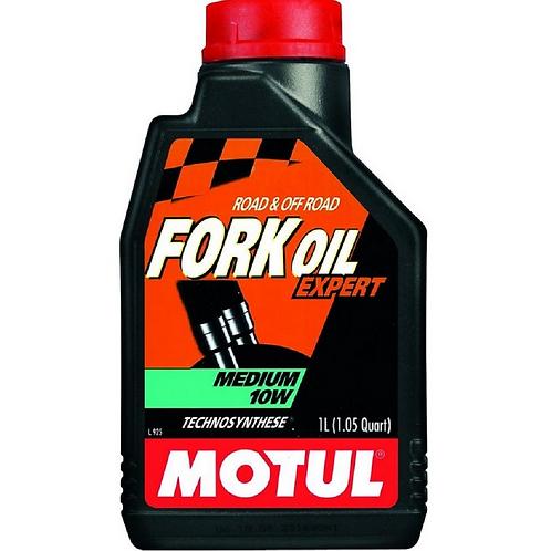 ÓLEO (BENGALA) MOTUL FORK OIL 10W 1L