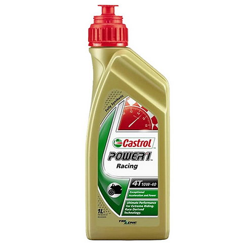 ÓLEO CASTROL POWER 1 RACING 10W40