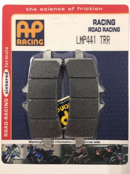 Pastilha de freio Super Racing AP Racing LMP 441 TRR
