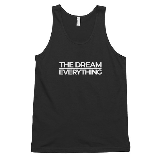 THE DREAM OVER EVERYTHING TANK