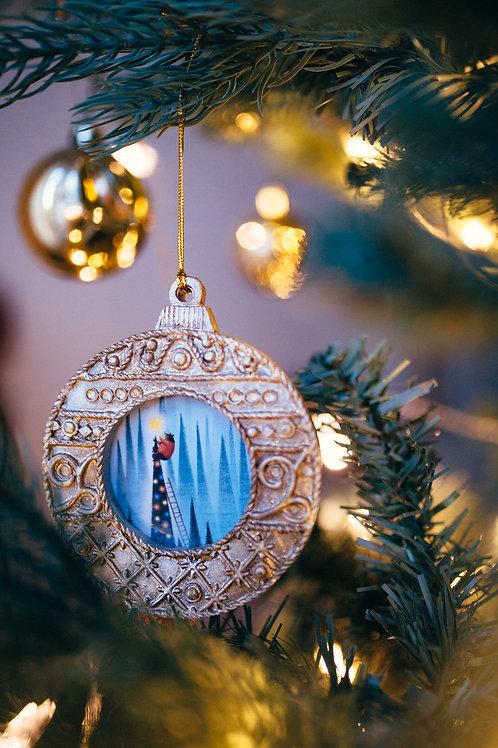 Christmas Tree Frame - Shine of a Star