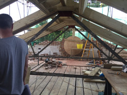During the Works