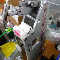 Custom Extrusion Crimping Machine