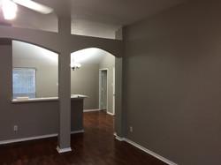 Joe's Painting Painted Hallway