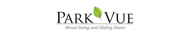 Park-Vue Wood Swing and Slidig Doors