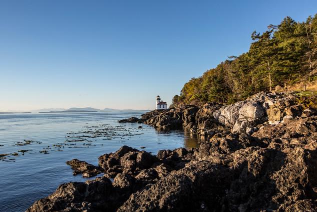SAN JUAN ISLAND / PHARE DE LIME KILN