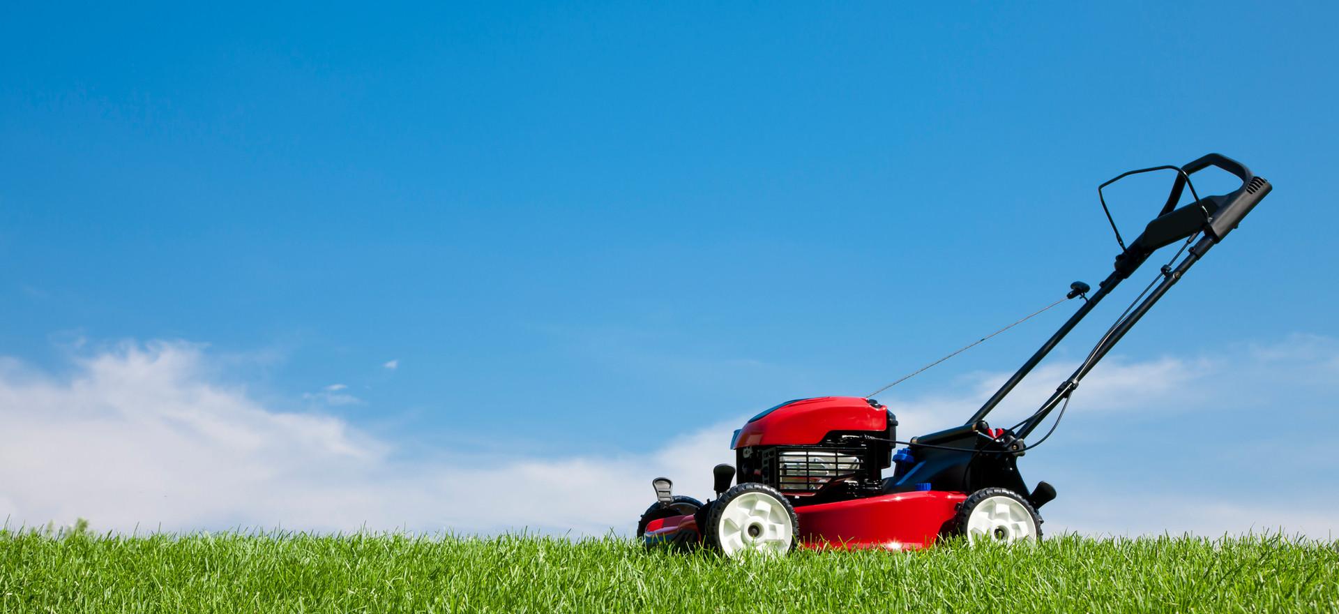 Grass Cutting Machine Rental Service
