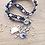 Thumbnail: Double Wrap Crystal Bracelets