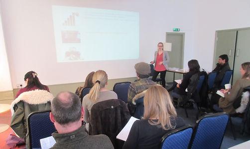 SM parent workshop