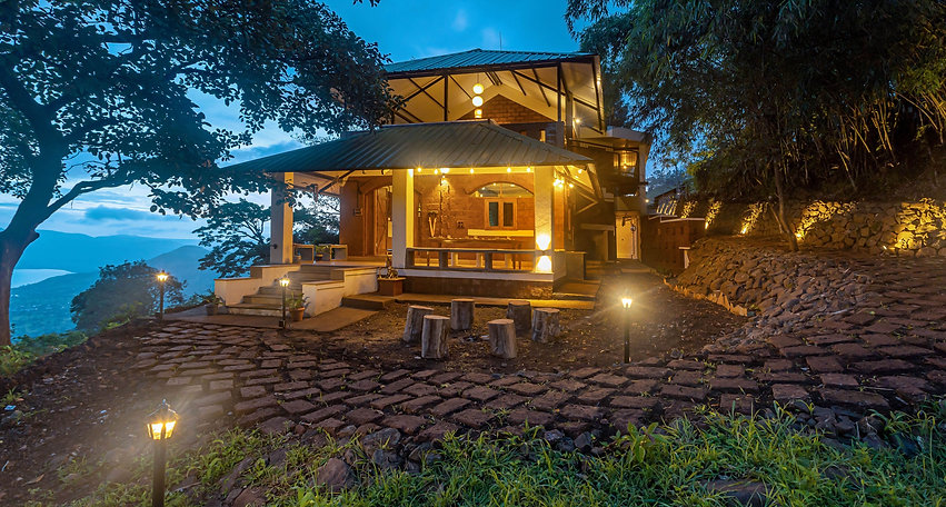 Night stay in Avabodha | Villa in Panchgani