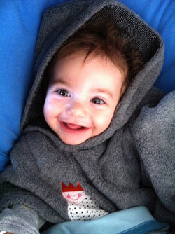 Maayan Moldavski, born 2011 during Ofer's 2nd year Ph.D. Brother to Stav and Amit