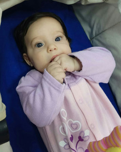 Amalia Dzikowski, born in 2017 during Noa's posdoc, proud sister to Omri and Ivri Dzikowski