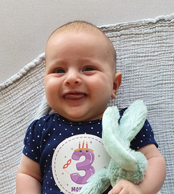 Yuval bord born in 2018 during Michal's PhD