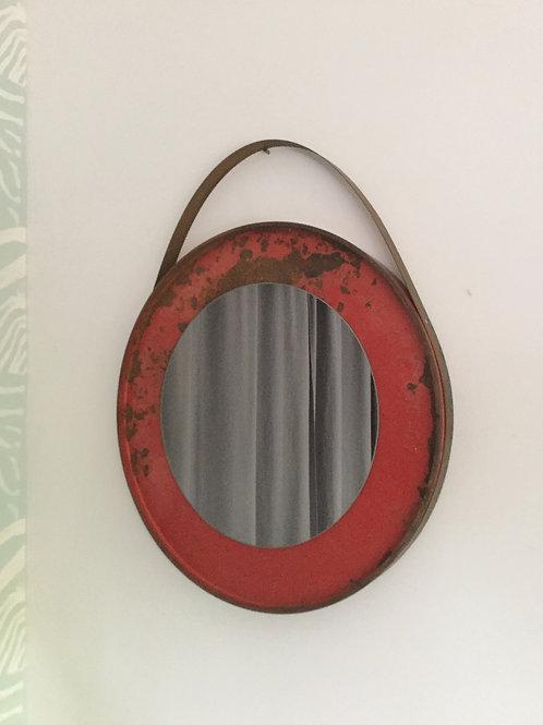 Miroir Rouge Intense