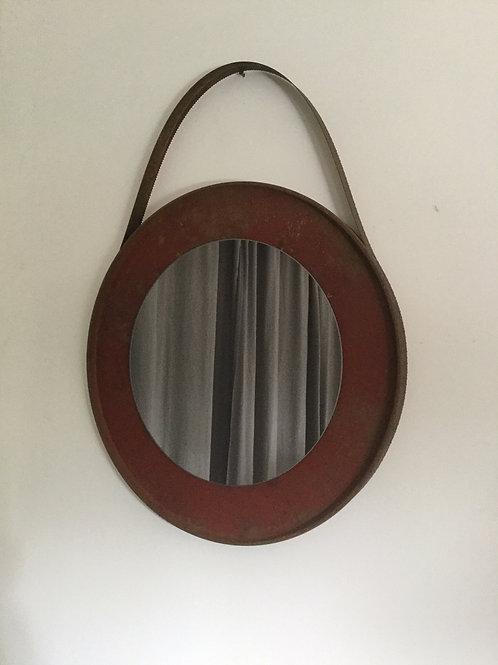 Miroir Rouge Bordeaux