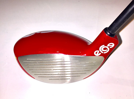 Erge 3 Wood (balanced heel)