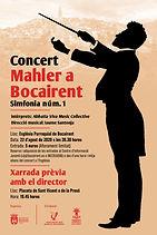 """Presentado el Concierto """"Mahler a Bocairent"""""""