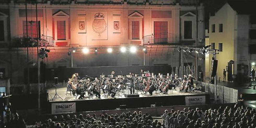 Orquesta de Córdoba   Plaza de la corredera