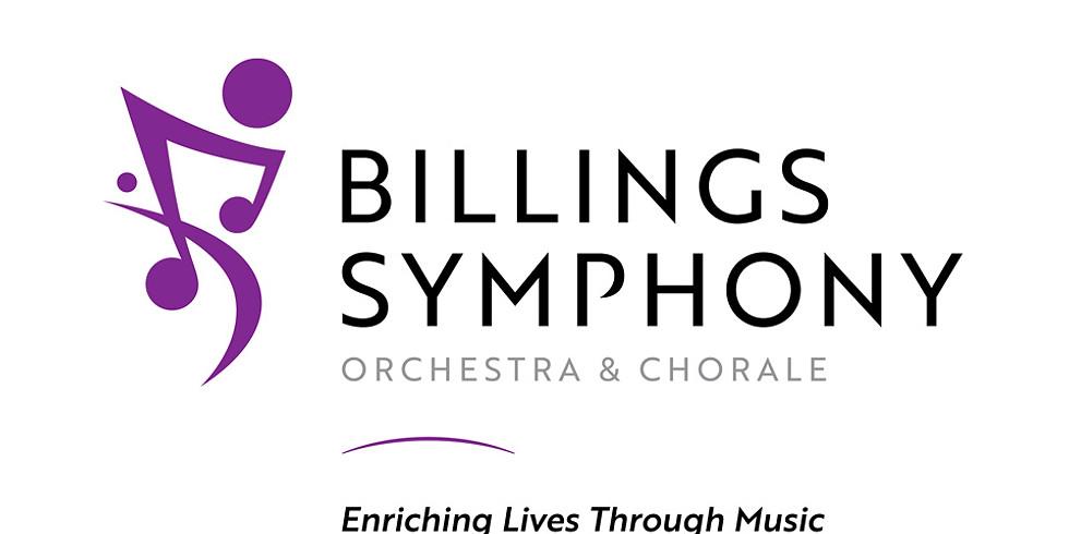Billings Symphony Orchestra   Spanish Nights