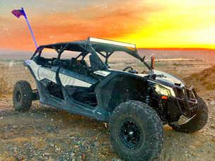 X3 Max Turbo (3-4 Riders)