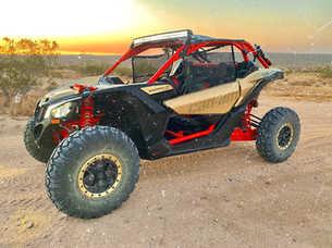 X3 Turbo XRS (1-2 Riders)