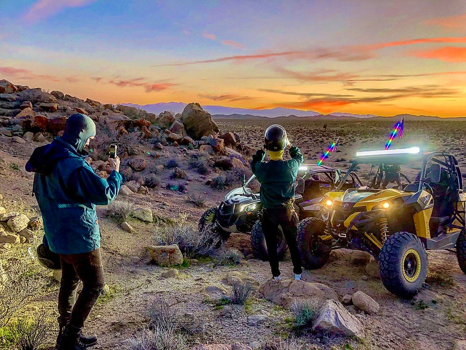 UTV / ATV Tours at Wild Desert Tours