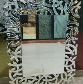 Glass Work - Chennai Woodwork