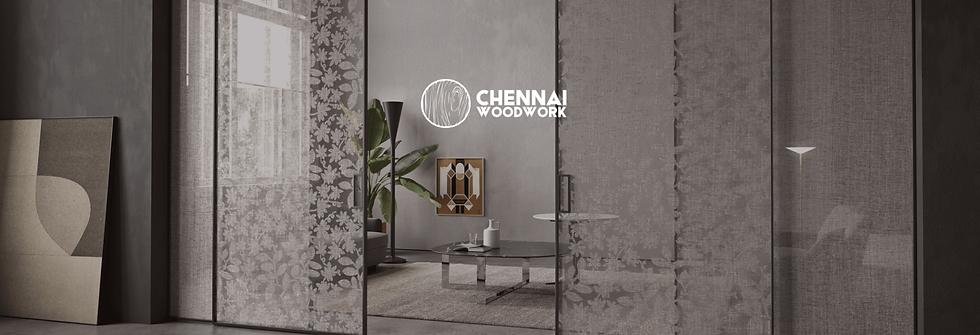 Chennai Woodwork - Glass Work
