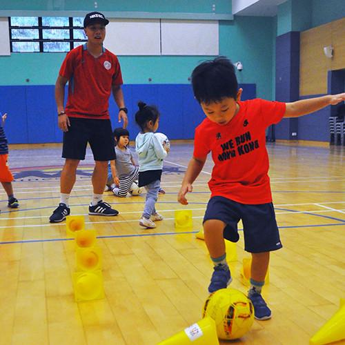 鹿特丹斯巴達亞洲足球學校